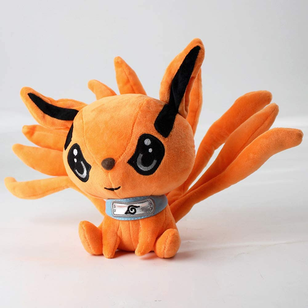 Anime Uzumaki Naruto Nine Tails Kurama Figure Statue Toy 20cm No Box Xmas Gift