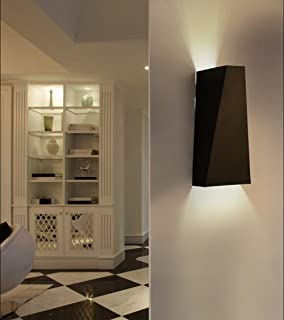 BY LED Wall Lamps  Sconces DIY Light for Hallway Staircase