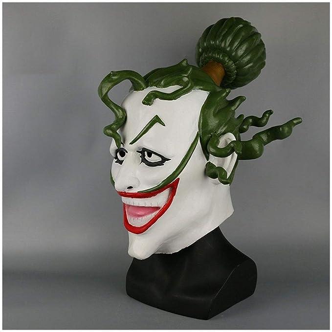 YaPin Ninja Batman Clown Head Cover Máscara Halloween Horror ...