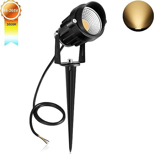 Solar Proyector LED CLY,Iluminación Blanco Cálido ...