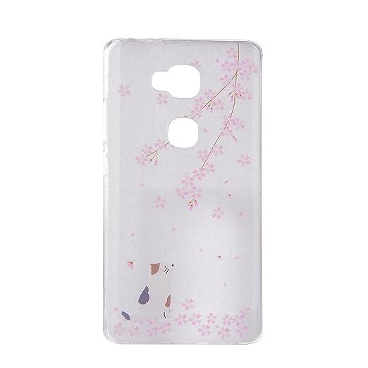 3 opinioni per Huawei G8 Cover, CaseLover Custodia per Huawei G8 / GX8 Bella Stampa Modello