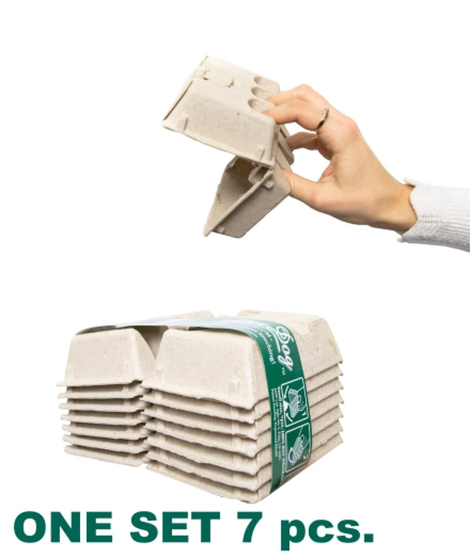 afterdog Bolsas biodegradables para Caca de Perro, Bolsas para ...