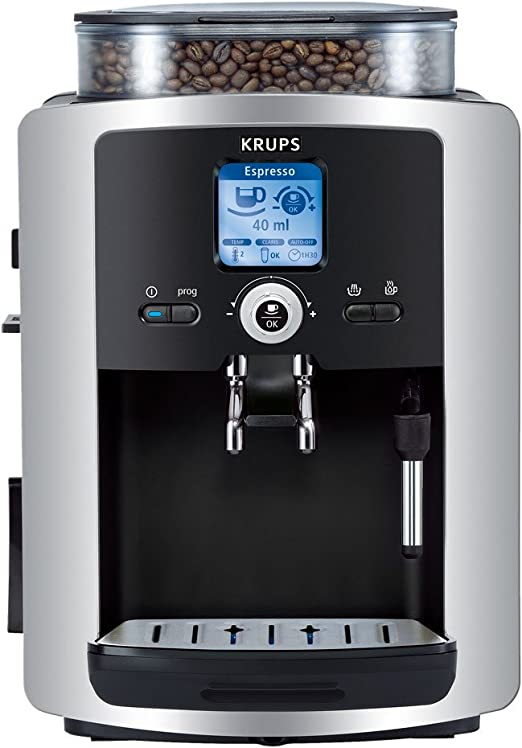 Krups XP 7220 Espresso de/cafetera automática Espresseria ...