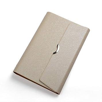 YNIME Cuaderno Cuaderno s y diarios organizadores A6 ...