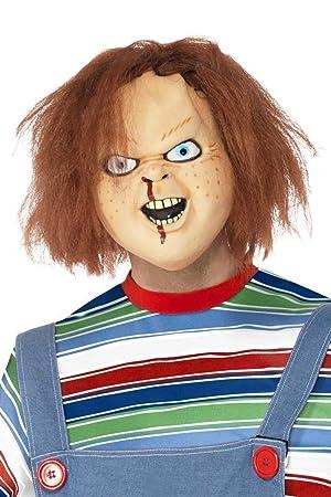 Smiffys - Máscara de látex con diseño de Chucky