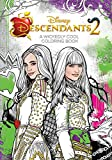 Descendants 2 A Wickedly Cool Coloring Book (Art of Coloring)