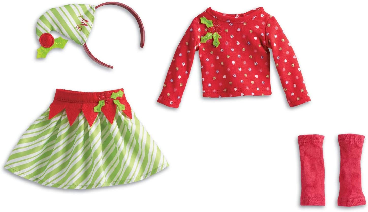 American Girl WellieWishers Elf Outfit for Doll