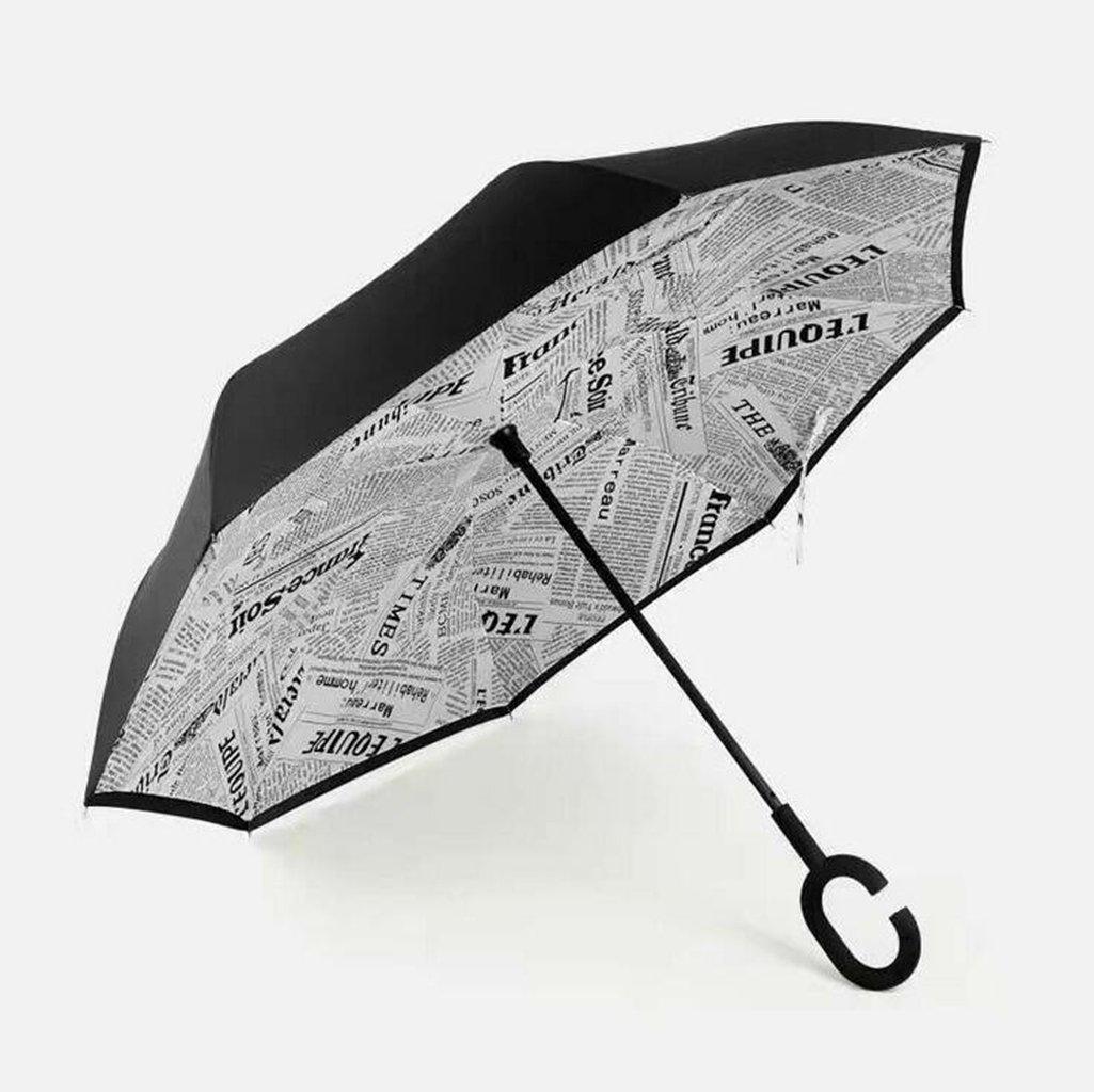 parapluie inversé résistant
