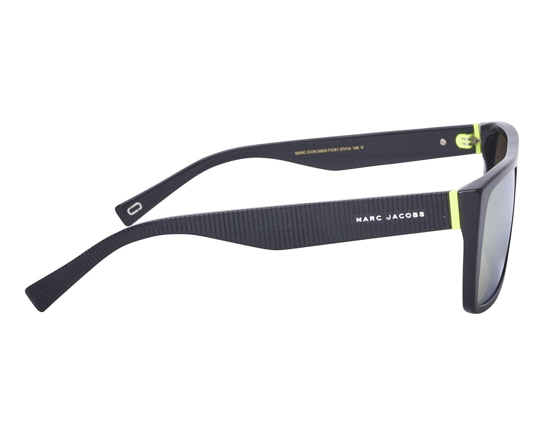 9fbf88537f Marc Jacobs - Lunettes de soleil - Homme Noir: Amazon.fr: Vêtements et  accessoires