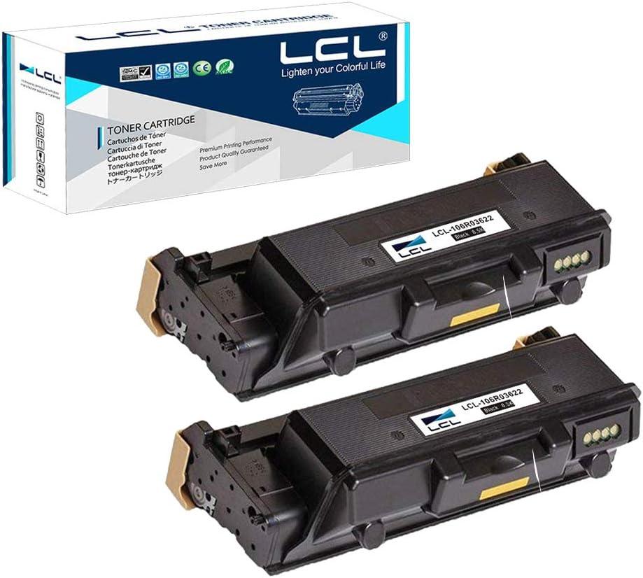 Tóner LCL para Xerox WorkCentre 3335...-5X3D(2un)