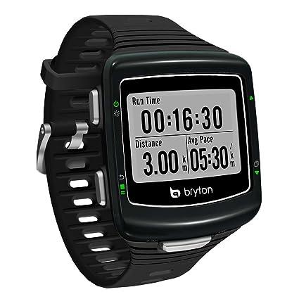 Bryton 60R GPS - Reloj deportivo con tensiómetro de muñeca eléctrico