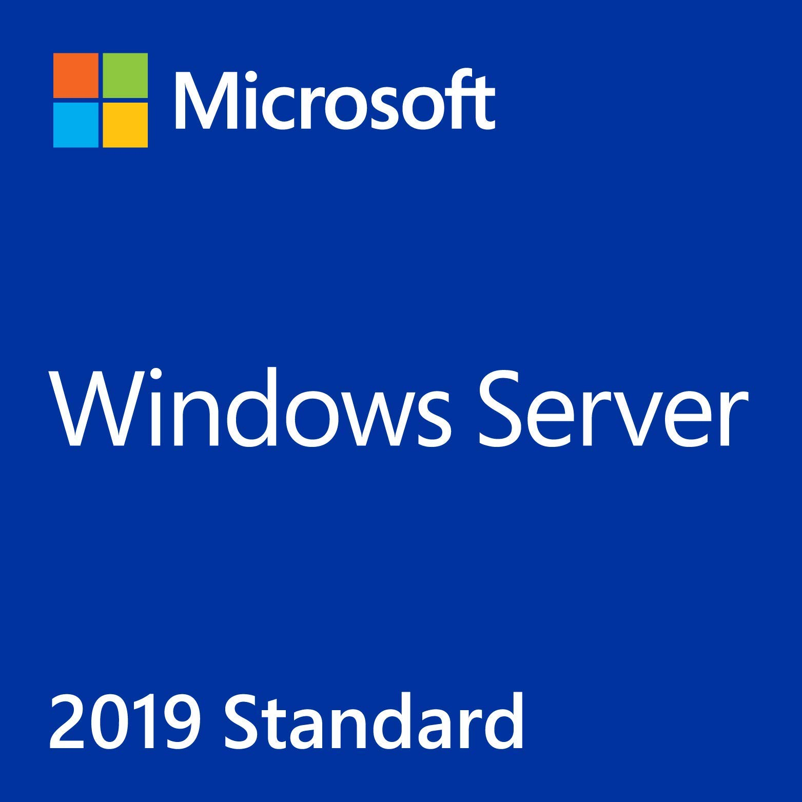 Microsoft Windows Server Standard 2019 - Additional License POS (16-Core) by Microsoft
