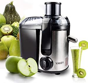 Juicer Machines, Centrifugal Juicer Machines for Vegetables and Fruits, Compact Juicer Extractor with Wide Month 3