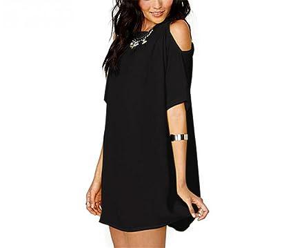 e1cbdcf98e8 Baqijian Summer Mini Dress Sweet Ladies Dressing Off Shoulder Short ...