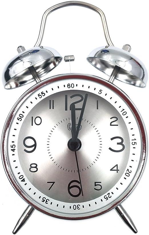 Retro reloj despertador, Vintage habitación reloj clásico casa ...