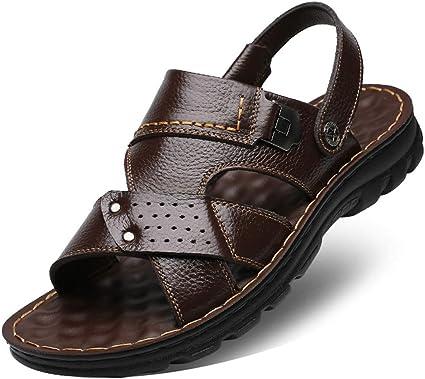 DOSNVG Mens Sandals Durable
