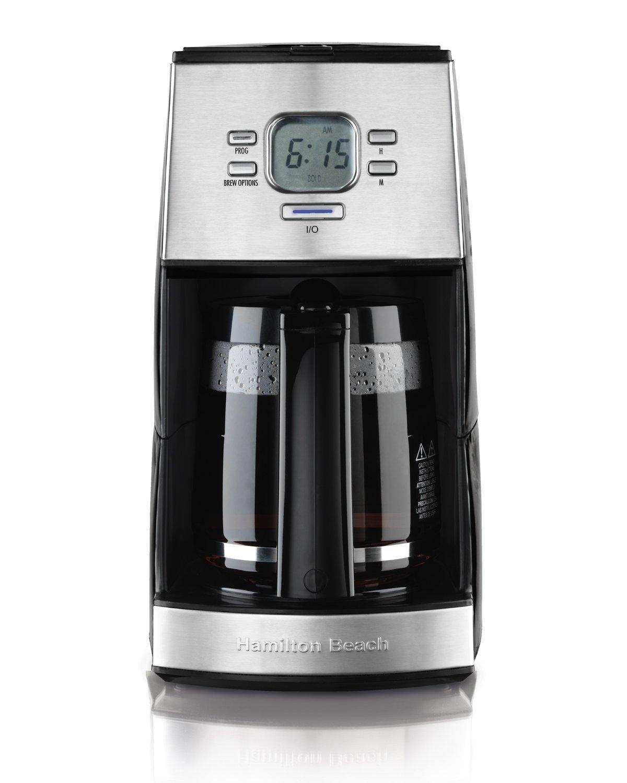 Hamilton Beach 12-Cup Coffee Maker, Ensemble (43254R)