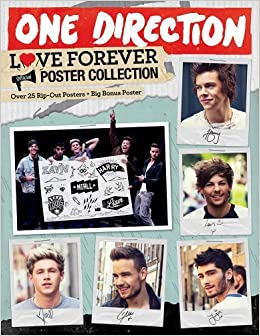 By BrownTrout One Direction 2015 4th Edition Poster Collection (Pstr)   B00N4E6WEW