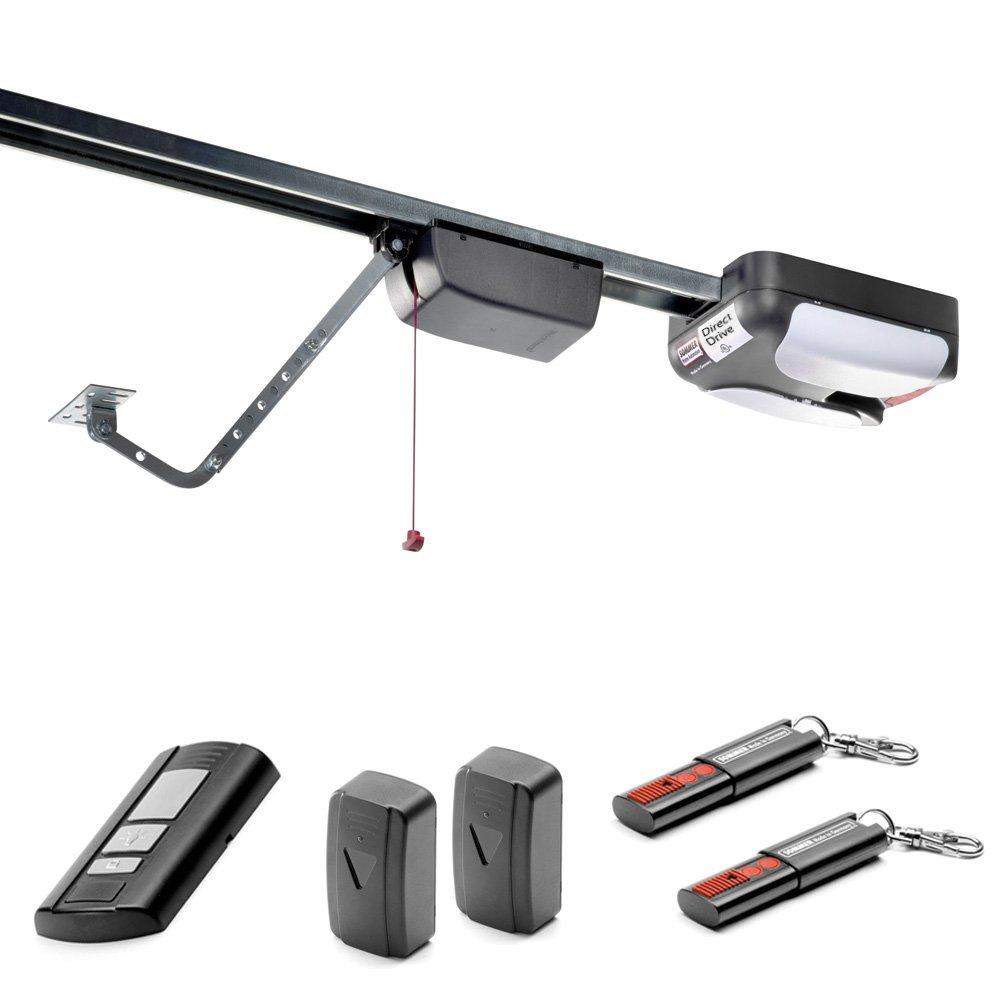 best direct-drive garage door opener