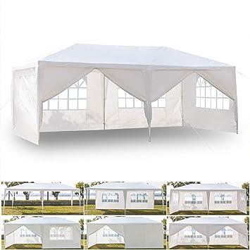 Amazon.com: Hommo - Carpa para tienda de campaña, 9.8 x 19.7 ...