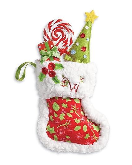 American Girl Doll Festive Gingerbread House Set Christmas Wellie Wishers NEW!