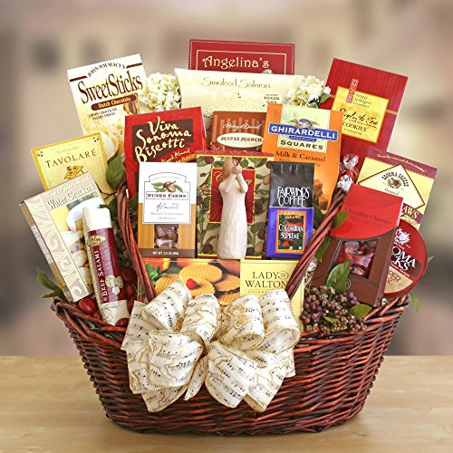 Peace, Prayer and Blessings Gift Basket by Givens and Company
