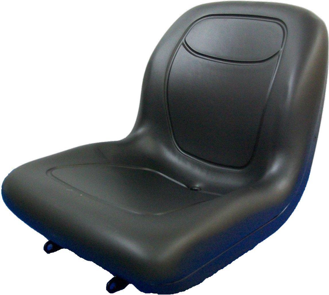 MILSCO Black SEAT John Deere Compact Tractors 670,770,790,870,970,990,1070,4005#FS by MILSCO