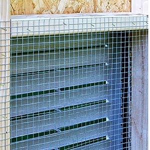 Garden Zone 48in x 100ft 1/2in Hardware Cloth