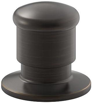 Perfekt Kohler K 9530u20132BZ Deck Mount Zweiwege Umstellventil, Öl Eingerieben Bronze