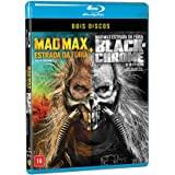 Mad Max: Estrada Da Fúria (Black Chrome) [Blu-ray]