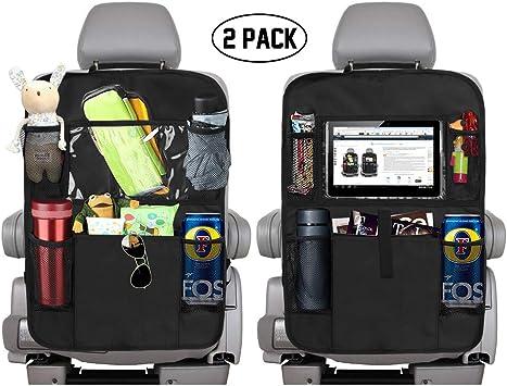 Tenniser Car Organizer Back Seat,Car Back Seat Protector for Kid//Travel with Multi Pocket,Car Seat Organizer,Car Storage Organizer