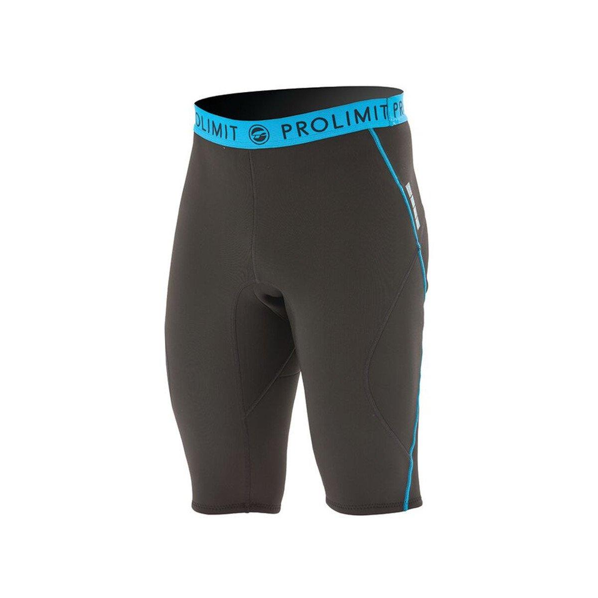 Prolimit SUP Neo Shorts 2mm schwarz Blau (Herren) Windsurfen SUP Surfen