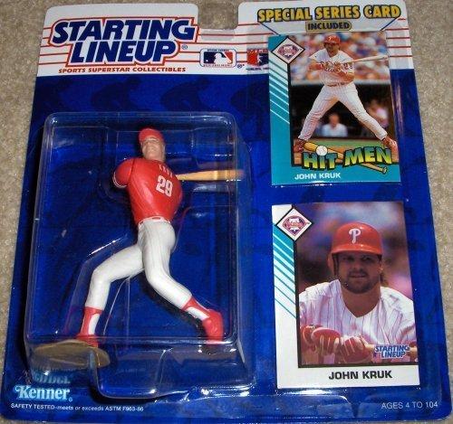 John Kruk 1993 MLB Starting Lineup