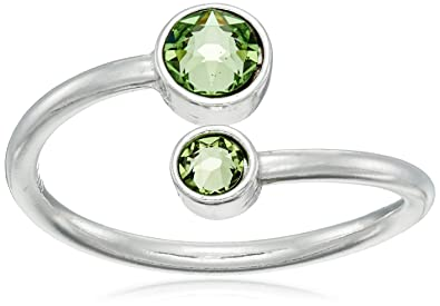 c07e63e6f8 Amazon.com: Alex and Ani Women's Birthstone Ring Wrap: Jewelry