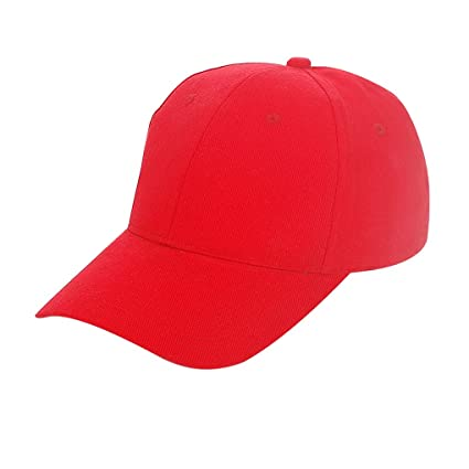 Amazon.com  Finance Plan Big Promotion Women Men Casual Pure Color Baseball  Cap Adjustable Fitted Outdoor Sport Sun Hat  Home   Kitchen acc2a1c351bf