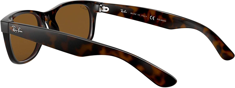 Ray-ban New Wayfarer - Gafas De Sol Para Hombre Verde (tortoise)