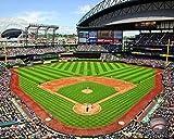 "Safeco Field Seattle Mariners MLB Stadium Photo (Size: 8"" x 10"")"