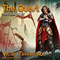 The Quest: Dark Paladin, Book 2 Audiobook by Vasily Mahanenko Narrated by Kevin Kraft