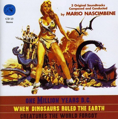 One Million Years B.C. / When Dinosaurs Ruled the Earth / Creatures the World Forgot (2010-08-02)