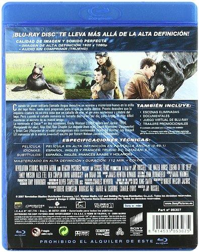 Mi monstruo y yo (The water horse: Legend of the Deep) (Blu-ray) [2007] (Import Movie) (European Format - Zone 2)