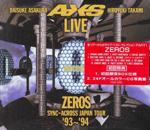 access - LIVE ZEROS / SYNC-ACR...