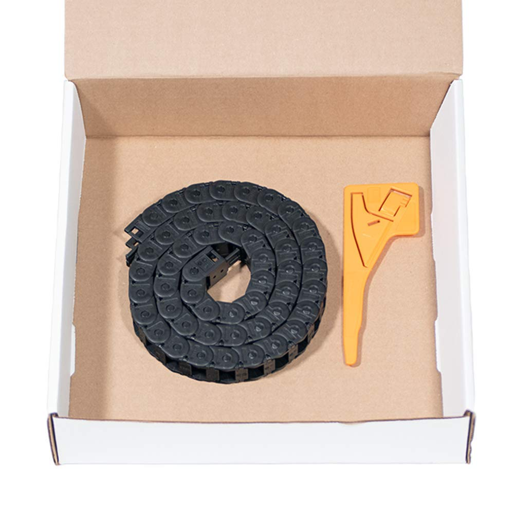 Series E2-15 Cable Carrier igus Drag Chain Cable Organizer 1 Meter