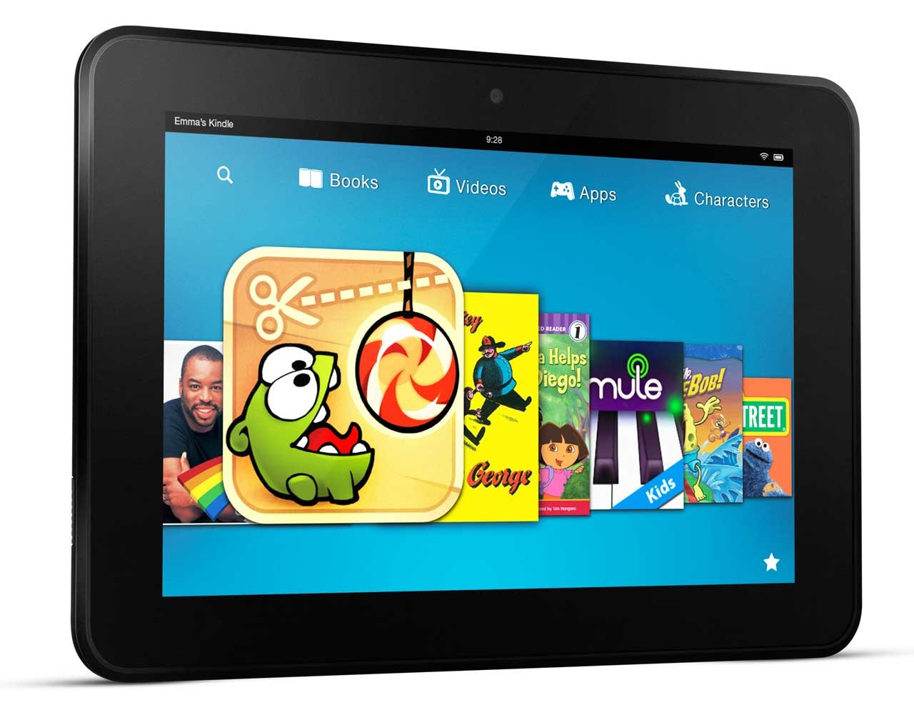 "Kindle Fire HD 8.9"" 2nd Generation"