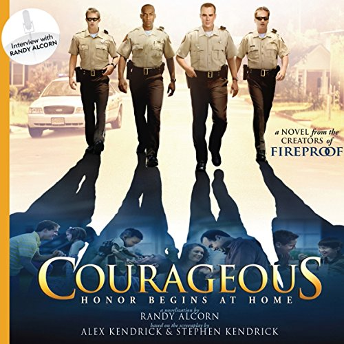 Courageous: A Novel Audiobook [Free Download by Trial] thumbnail
