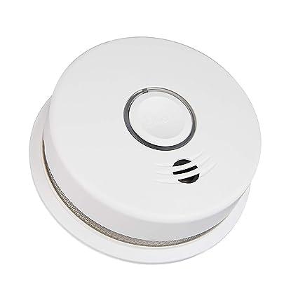 10 Años Sin preocupaciones recargable sin cables interconectado humo alarmas Kit de protección para