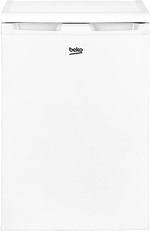 Beko FS166020 Congelador mini, bajo encimera, 65 litros, Acero ...