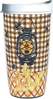 product image for Be the Light Matthew 5:14 16oz tumbler with Lid and Straw - Smile Drinkware USA