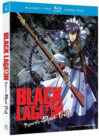 Amazon com: Black Lagoon: Roberta's Blood Trail [Blu-ray/DVD