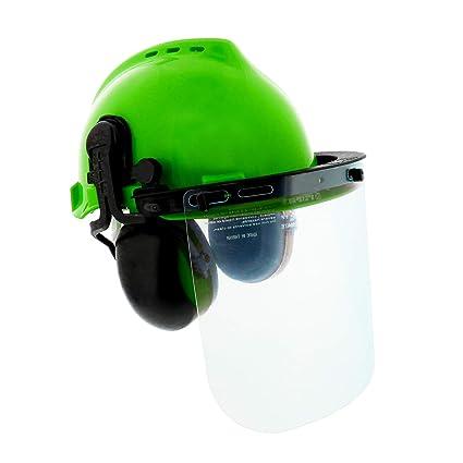 Felled Forestry - Casco de seguridad con ventilación para ...