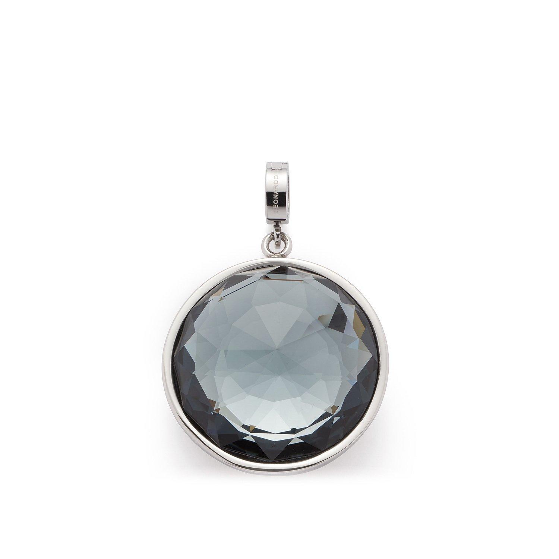 Leonardo Jewels Damen Anhänger Darlin's Marika Edelstahl Glas grau 016399